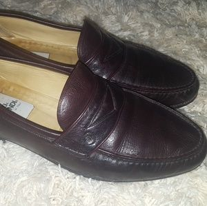 FENDI Mens Penny Loafers
